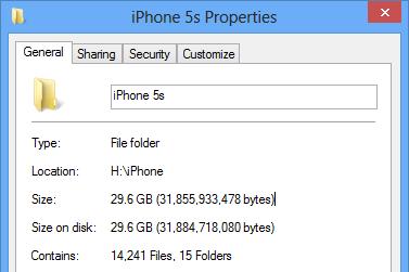 1st Anniversary ครบรอบ 1 ปี iPhone 5s